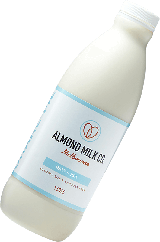Almond Milk Co. Bottle